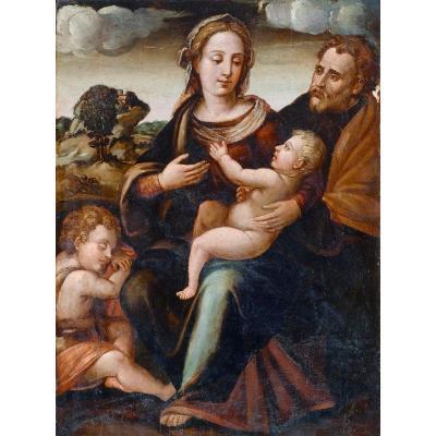 Sainte Famille Francesco Foschi
