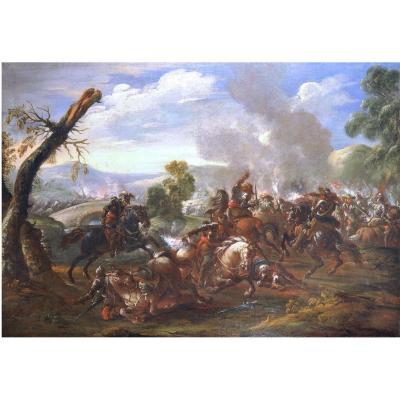 équestrian Clash Francesco Graziani