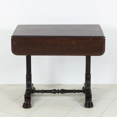 English Mahogany Table