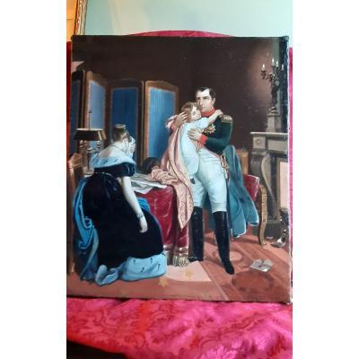 Tableau De Napoleon, 19eme Siecle