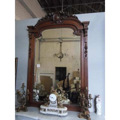 Grand Miroir Trumeau