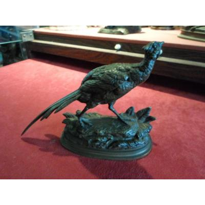 Bronze Animalier Par Delabrierre