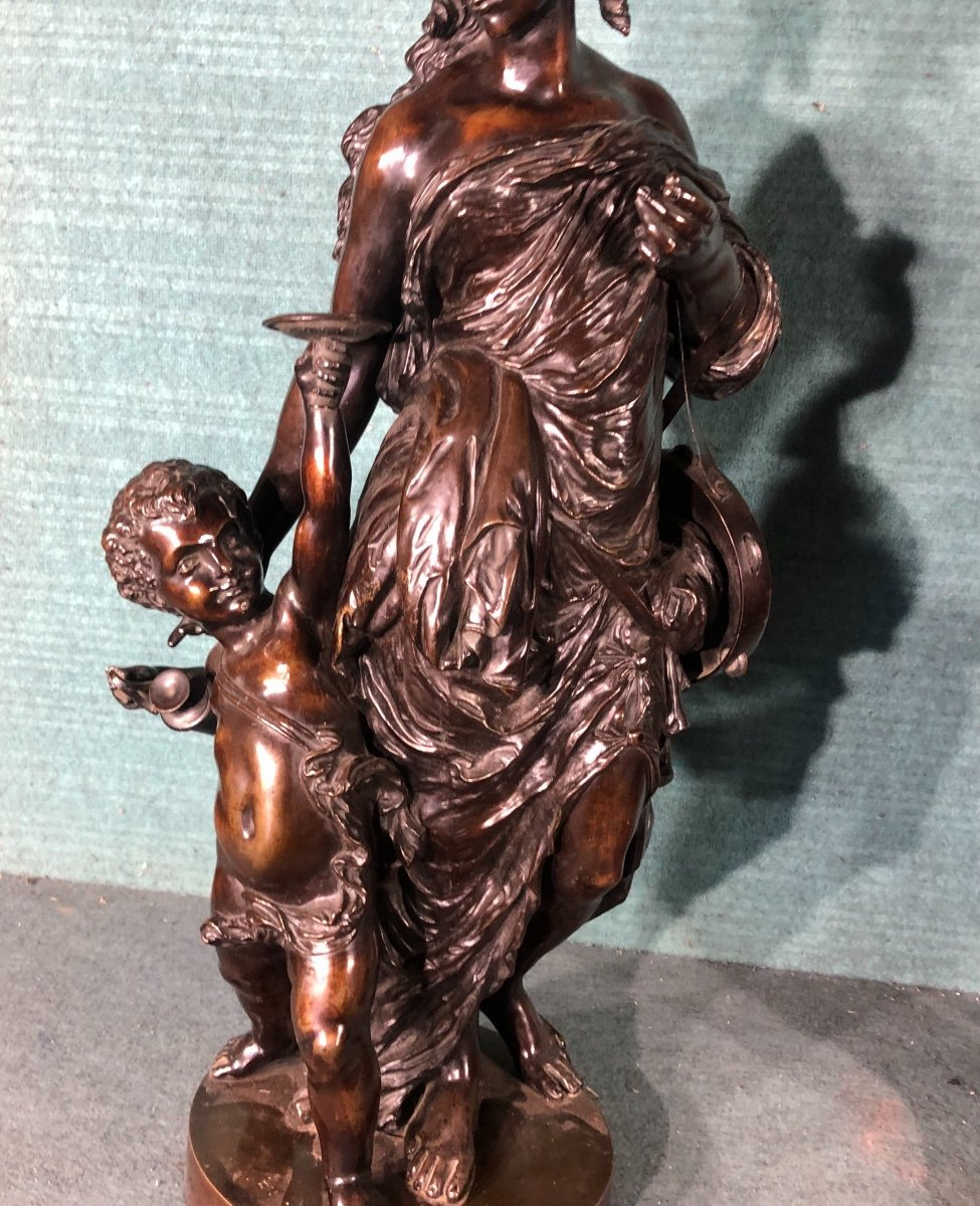 L éte Et  L Automne Bronze Sig Stella-photo-5