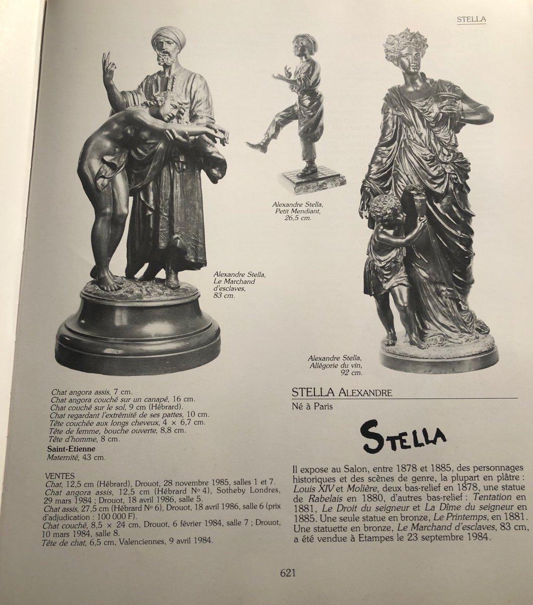 L éte Et  L Automne Bronze Sig Stella-photo-6