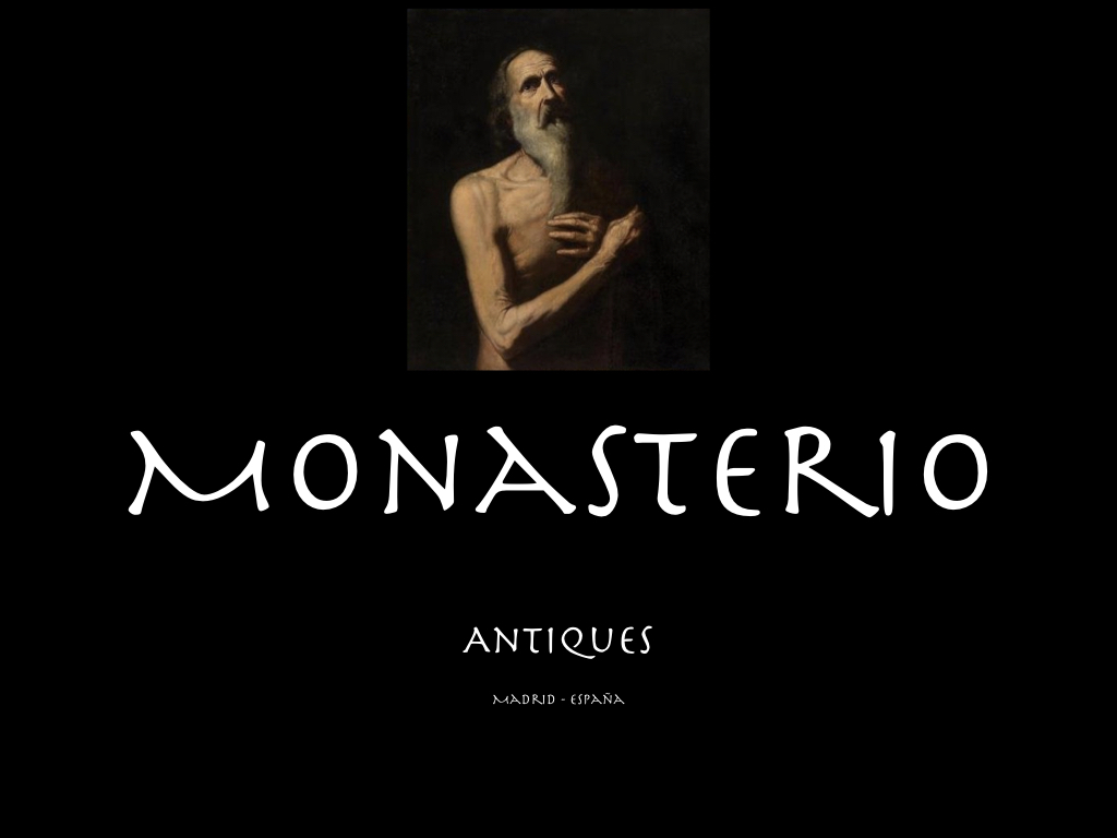 Antiguedades Monasterio