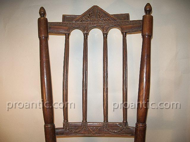Petite Chaise Basse, 19ème-photo-3