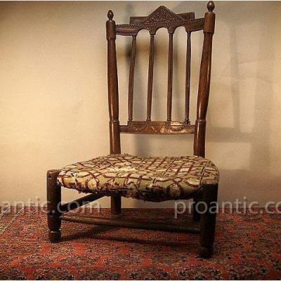 Petite Chaise Basse, 19ème