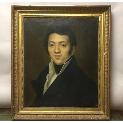Portrait Of A Man, 19th Century