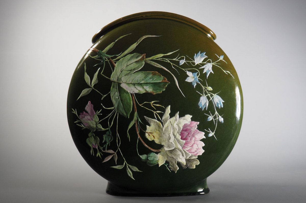 Secret Life In The Garden Vase.