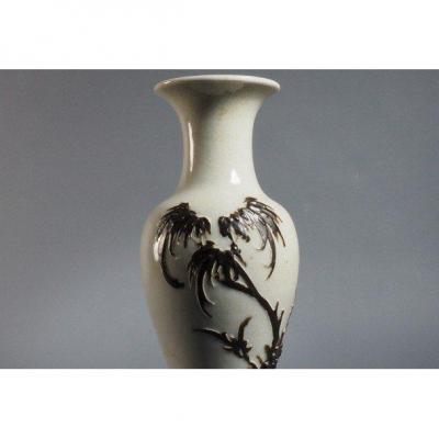 """""""the Chocolate Of Sakura"""" : Vase"""