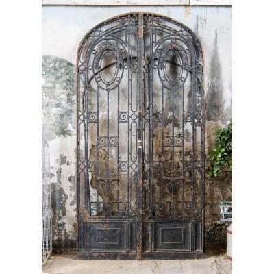 Gate 2 Ventaux (door For Interior Windows)