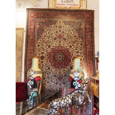 Iran Isfahan Carpet