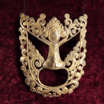 Masque Rituel De Kalachakra