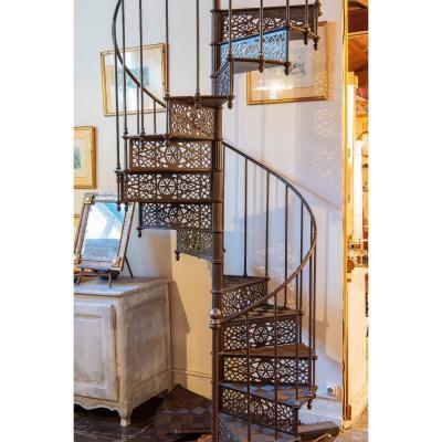 Staircase Colimasson XIX Th