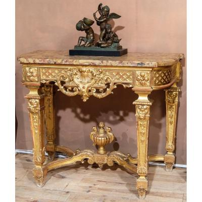 Console Style Louis XVI