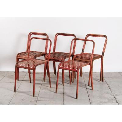 Lot De 8 Chaises - Malaval