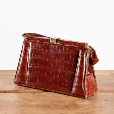 Leather Bag Years 1960/1970