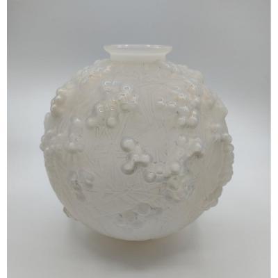 René Lalique - Vase Modèle Druide