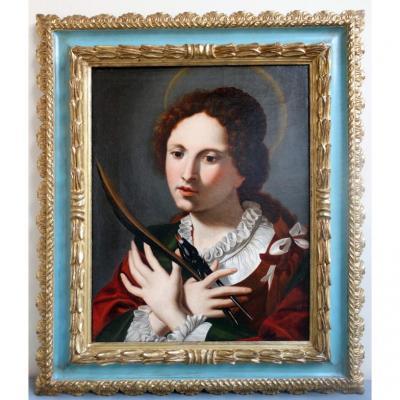 Sainte Apollonia Florence Du Début Du XVIIe Siècle