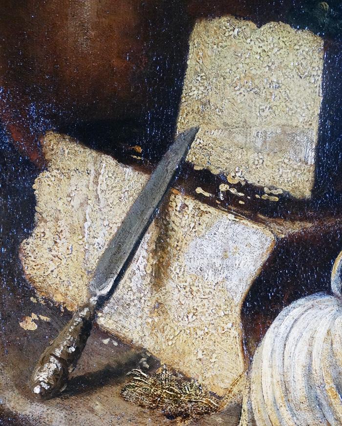 Bartolomeo Arbotori (1594 - 1676) - Nature Morte