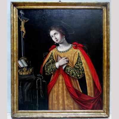 Attribué à Gaspare Mannucci (Florence 1575-1642)