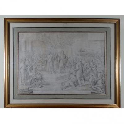 Niccolò Ricciolini - Crayon Sur Papier