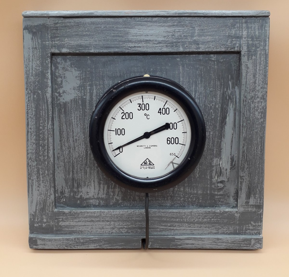 Thermomètre Industriel , Negretti & Zambra