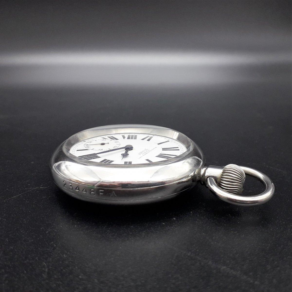 Wwi Military Pocket Watch, Ww1, Williamson Ltd