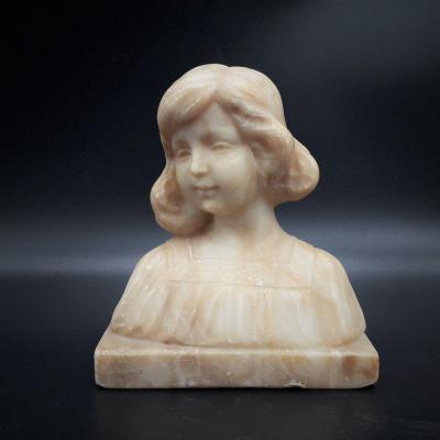 Sculpture, Buste, 19ème Siècle