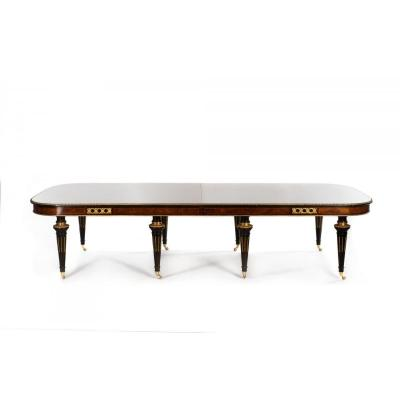 Important Table Angleterre XIXeme Siecle