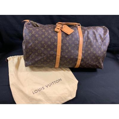 Louis Vuitton Travel Bag Model Keepall 60