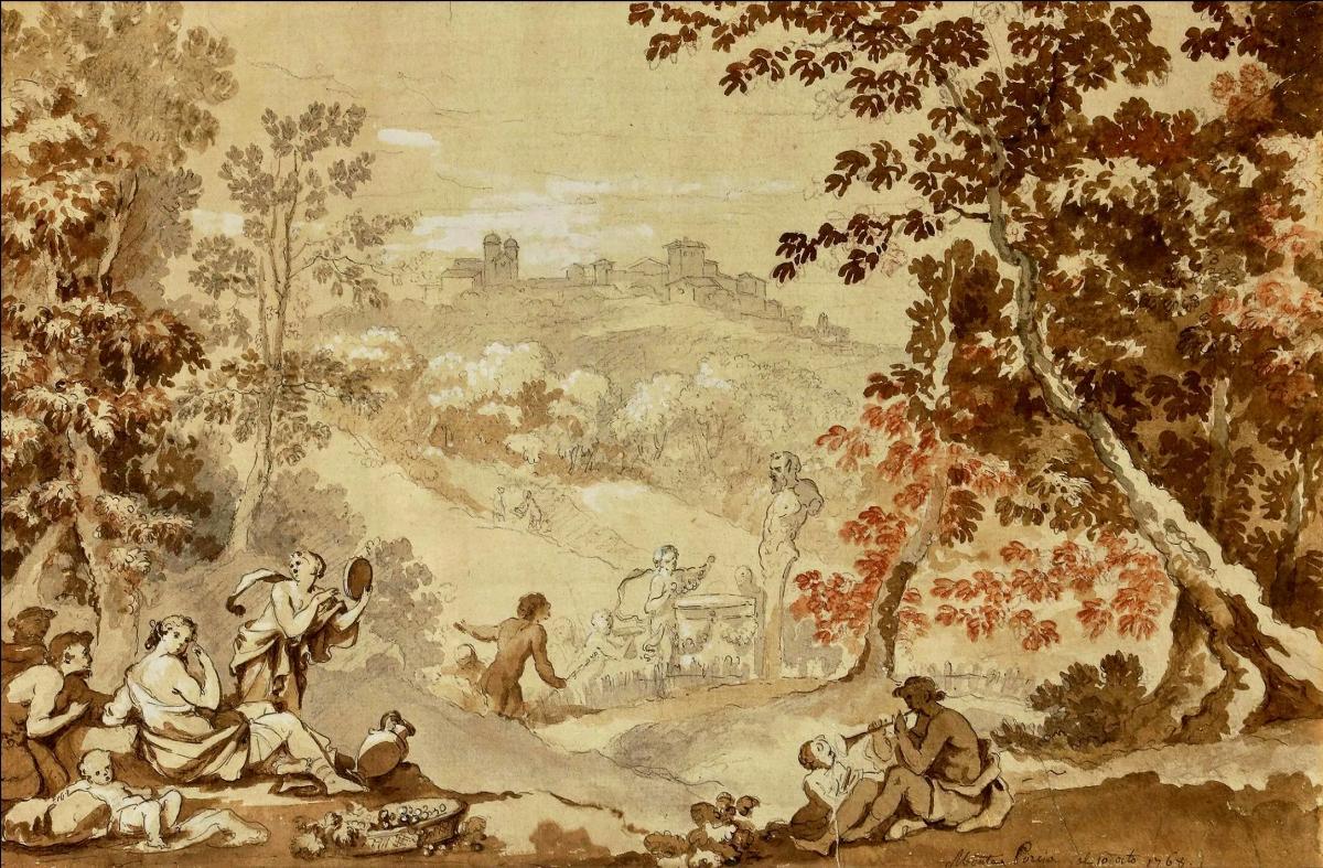 Atelier De Charles Natoire (1700-1777)
