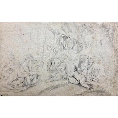 Laurent De La Hire (1606-1656), The Source And His Family