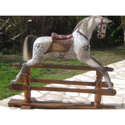 Rocking Horse End XIXth English