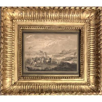 Jacques François Joseph Swebach-desfontaines (1769-1823), Le Siège De Dinant En Mai 1675