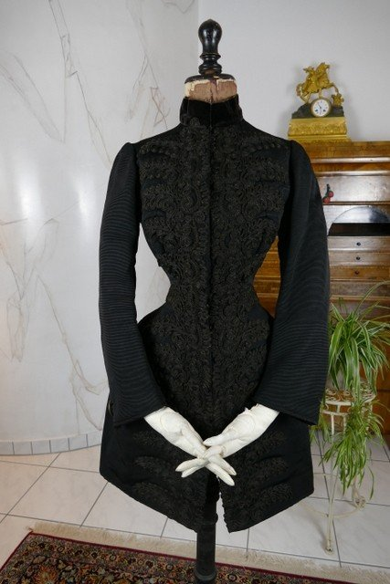 Worth Jacket, Paris, Ca. 1889