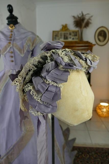 Robe De Réception, Amérique, Vers 1866-photo-2