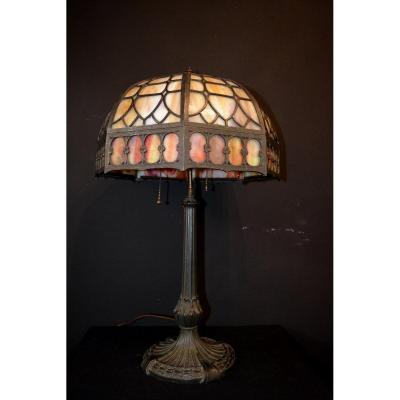 Lampe De Table, Style Tiffany