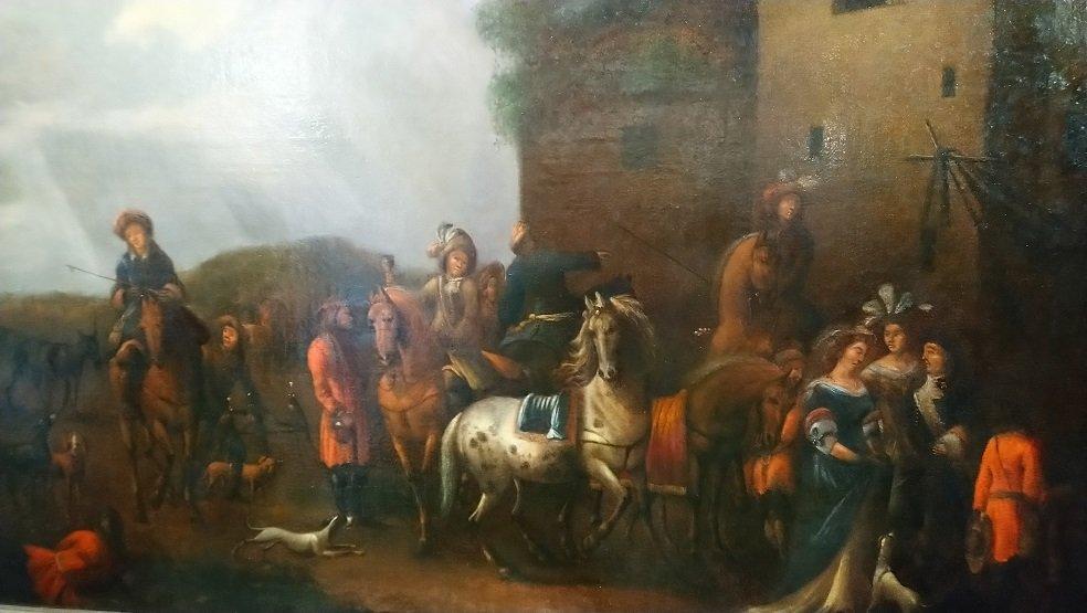 Peinture Du Musée,