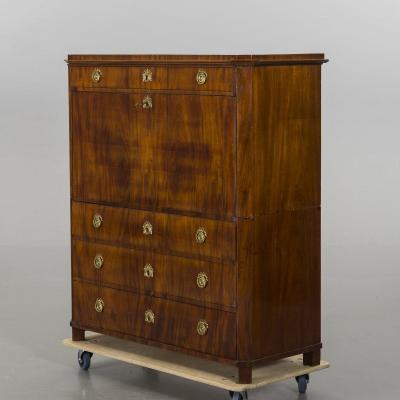 Secretary XIX Au Classicism Empir 1830