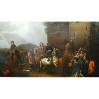 Museum Painting,