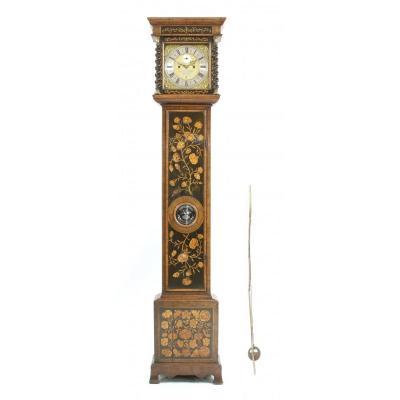 Horloge Du Musée Anthony Aviolet London Vers 1680/1720