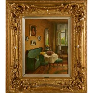 Franc Sablitzky 1873 Choustnik-1904 Vienna, Interior