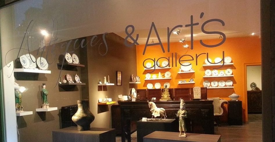 Antiques & Art's gallery