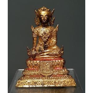 Thaïlande - Bouddha Maitreya - Rattanakosin - Fin 19ème.