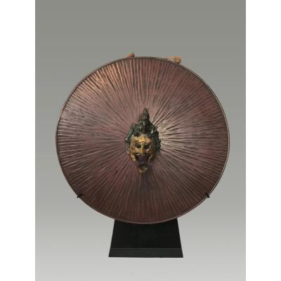 Brule Encens circulaire, Japon, Epoque Meiji