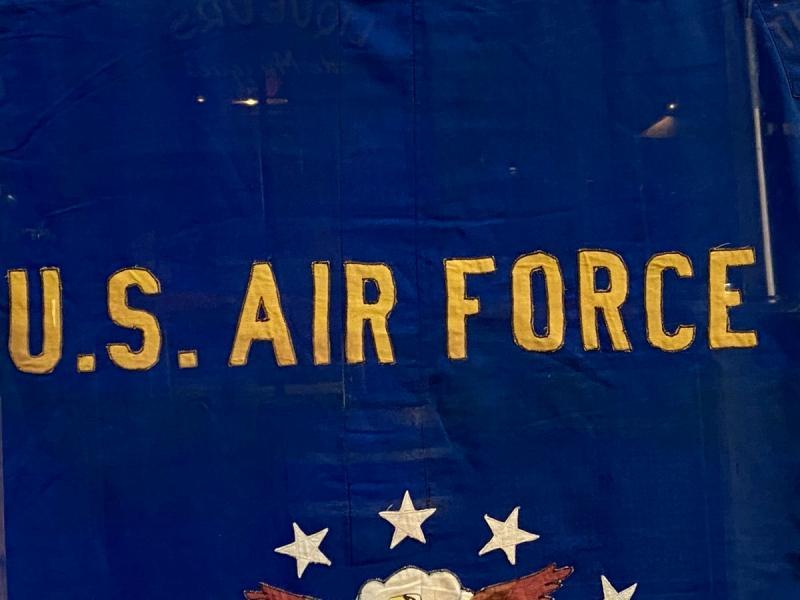 Ancien Drapeau U.s. Air Force  Recruting-photo-4
