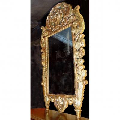 Grand Miroir Louis XVI , 18eme Provence