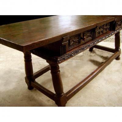 Large 17 Th Console Table Spain