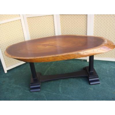Table Tronc d'Arbre